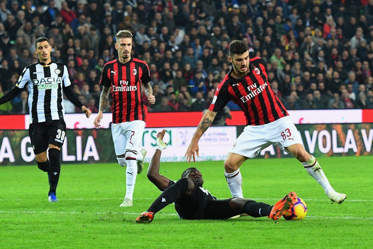 Prognoza za Milan-Udineze Betinum.com