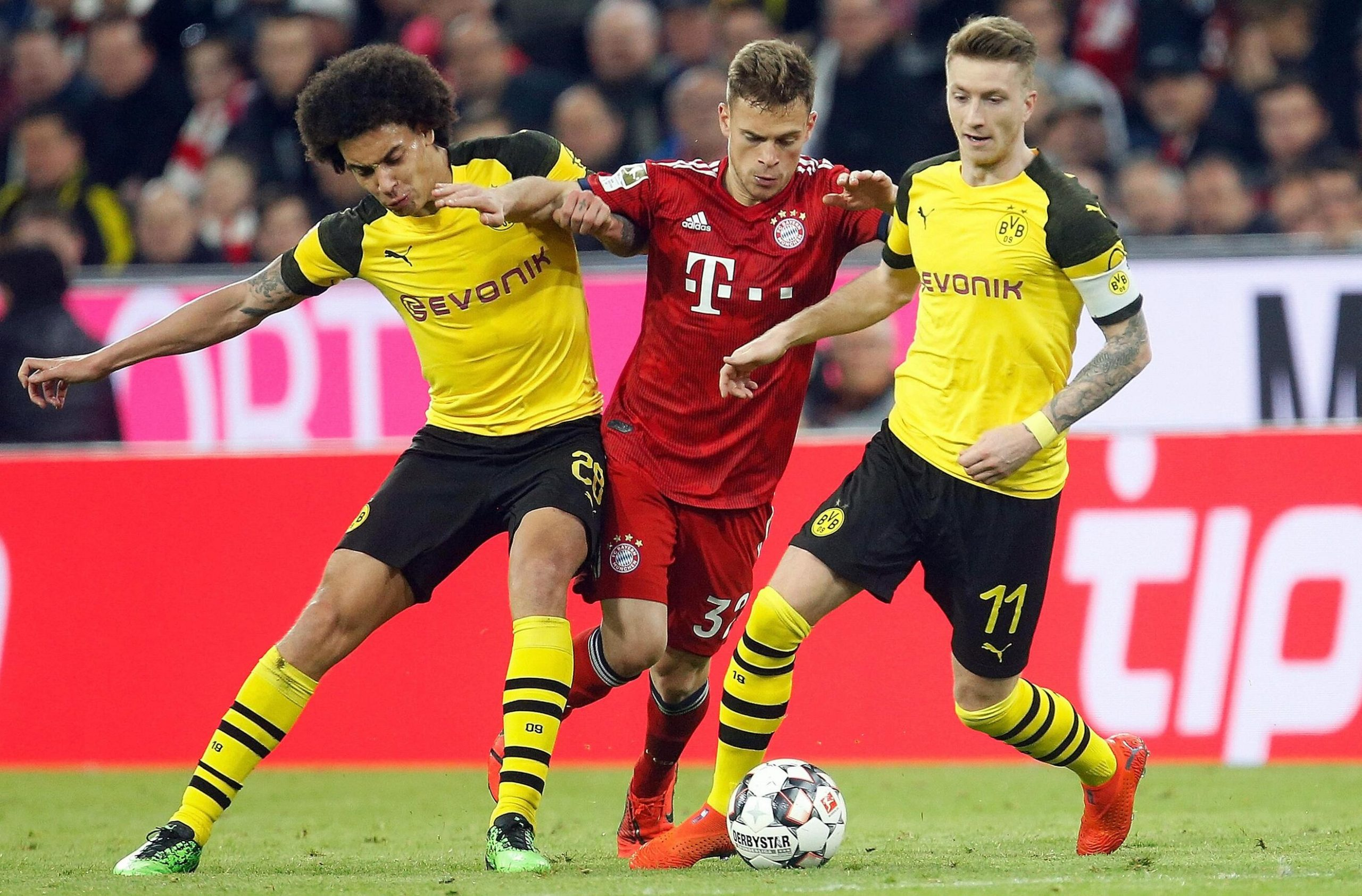 Prognoza za Dortmund-Bayern Betinum.com