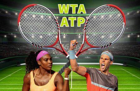 ATP and WTA rankings